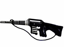 Large Inflatable Machine Gun - Black Army Soldier Fancy Dress Gangster Toy
