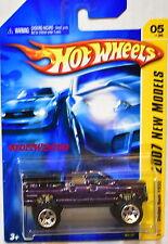 HOT WHEELS 2007 NEW MODELS DODGE RAM 1500 #05/36 PURPLE FACTORY SEALED