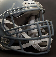 DALLAS COWBOYS Riddell Speed S3BD-SP Football Helmet Facemask/Faceguard