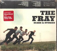 THE FRAY - SCARS & STORIES - CD ( NUOVO SIGILLATO) DIGIPACK