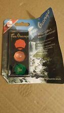 Feu Orange Polco Car Air Freshener Retro Nostalgic Traffic Light Genuine NOS
