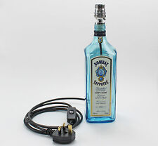 BC Bottle Lamp Kit with In Line switch and Rubber Bung  [Kit 21 PLU1487]