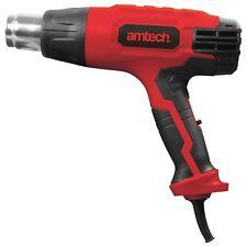 AMTECH pistola de aire caliente 2000 W con eliminación de pintura descongelación Soldar 2 Año De Garantía