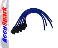 Genuine AccuSpark 8mm Blue Silicon Performance HT Lead set for MG Midget 1275