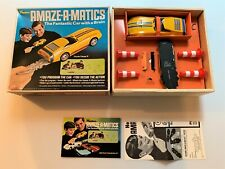 Amaze-A-Matics Chrysler Charger Iii Car With A Brain Toy by Hasbro New Old Stock