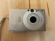 Canon Digital Ixus70 digital camera