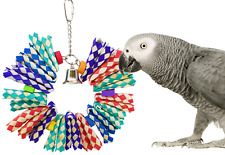 1139 ShredBurst Bonka Bird Toy Cage Toys Cages Foraging Chew Shredder Conure
