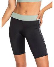 NEW ROXY™  Womens ROXY Fitness UPF 50 Cycling Shorts Womens Rashvest Rashsuit