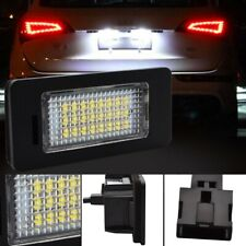 2X Error Free LED License Plate Light Lamps For Audi A4 B8 A5 S5 A7 A6 TT Q5 RS5