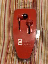2XL Spoke Skullcandy Noise Isolating In-Ear Earbuds Headphone Red