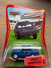 disney pixar cars Chuck Manifold #86 Exclusive 2009 - RARE!