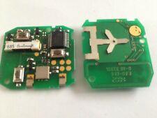 1x MG ROVER 25 45 75 ZS ZR ZT T TF 3 button remote alarm key fob CIRCUIT board