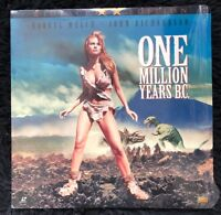 ONE MILLION YEARS B.C. Laserdisc LD [0199585] Raquel Welch Uncut