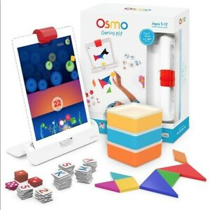 Osmo - Genius Kit For Ipad Kit, BRAND NEW
