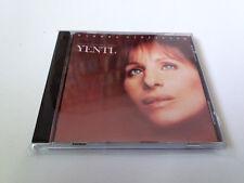 "ORIGINAL SOUNDTRACK ""YENTL"" CD 13 TRACKS BSO OST BARBRA STREISAND BANDA SONORA"