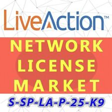 S-Sp-La-P-25-K9 LiveActi on Smb 1Yr Sub, 25 devices. 5-day history, E-Delivery