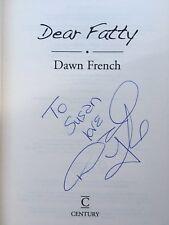 Dear Fatty, Signed By Dawn French,( To Susan), Hardback.