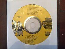 Music Maestro Karaoke ABBA II CD+G #6360 15 Songs!!!