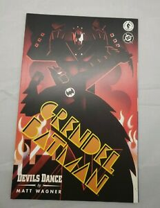 Batman Grendel Devils Dance DC Dark Horse Crossover Graphic Novel TPB Comic