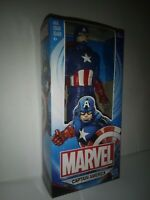 "NEW MARVEL HASBRO 2016 6"" CAPTAIN AMERICA Action Figure Ages 4+"