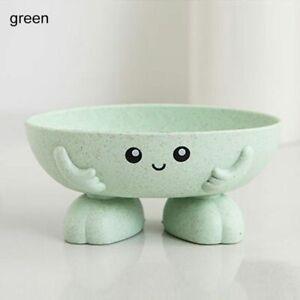 Cartoon Shape Soap Box Dish Holders Shower Home Bathroom Supplies Accessories