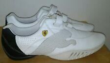 Puma Ferrari Men's Induction GT White 301313-03. Size 12