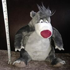 Collectable DISNEY BALOO From The Lion King TALKING SOFT TOY BEAR