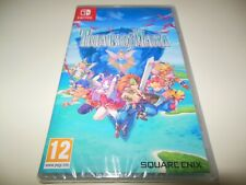 Trials Of Mana Nintendo Switch  BRAND NEW SEALED