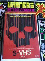 German Relea S-vhs Vhs 2 DVD Blu Vhs Limited Set Movie Film 🎥 blu ray region B