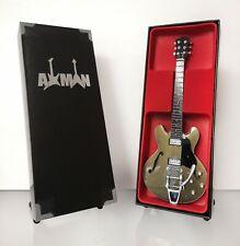 Chris Cornell (Audioslave) - Gibson Tribute ES-335 Signature - Miniature Guitar