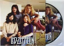 "LED ZEPPELIN VINYL 10"" STAIRWAY TO L.A FORUM - PICTURE DISC"