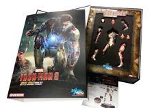 Dragon #38118 1/9 Iron Man 3 - Mark XLII Battle Damaged Version