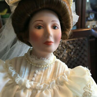Classic Brides of the Century Doll EDW