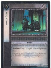 Lord Of The Rings CCG FotR Card 1.R217 Morgul Gates