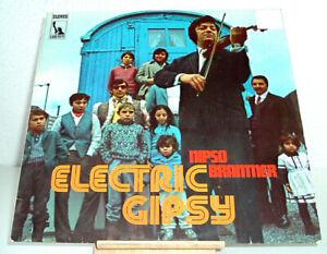 NIPSO BRANTER - ELECTRIC GIPSY © 1971 LIBERTY Records (Gypsy/Funk/Jazz)