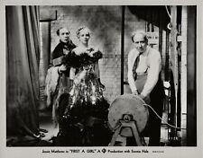 Jessie Matthews ~ ORIGINAL 1935 scene still ~ First a Girl