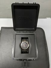 Citizen Promaster Tough 42mm Stainless Steel Silver Case/Bracelet - (BN0211-50E)