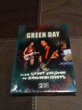 green day from sweet children to american idiots 2dvd boxset factory sealed