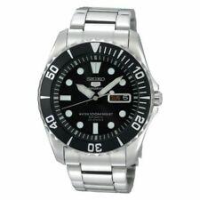 Seiko 5 Sports 42mm Caja Acero Inoxidable Correa Acero Inoxidable Reloj para Hombre  (SNZF17K1)