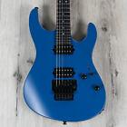 Suhr Modern Terra HH Guitar, Floyd Rose, Ebony Fretboard, Deep Sea Blue for sale