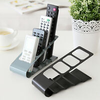 Storage Caddy DVD VCR TV Remote Control CellPhone Stand Holder Organiser Black