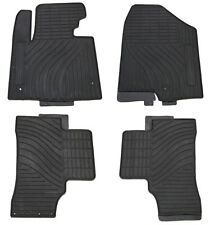 All Weather Floor Mats for Hyundai Santa Fe Sport 2013-2018