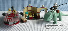 4501 LEGO STAR WARS MOS EISLEY CANTINA COMPLETE SET W/INSTRUCTIONS & BOX