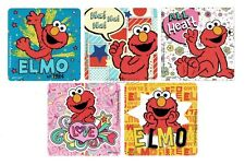 15 Elmo Sesame Street Stickers Kid Party Goody Loot Gift Bag Filler Favor Supply