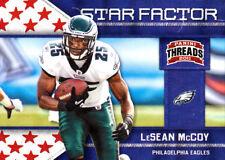 STAR-FACTOR LeSean McCoy INSERT EAGLES PITT-PANTHERS