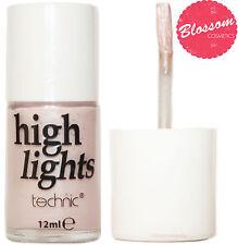 TECHNIC High Lights Liquid Complextion Highlighter Enhancer Face, Eyes,Pout 12ml