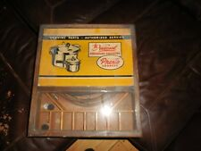 Vintage National Pressure Cookers National Presto Cookers Parts Display Case