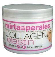 Mirta de Perales Collagen Elastin Cream, 4 oz (Pack of 2)