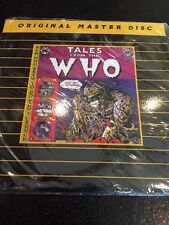 The Who Tales from The Who Live  cd Original Master Disc NIP Rare Phila. '73!