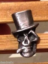 10 PACK  3/4 in GRATEFUL DEAD RELIX SMOKING ELECTRIC SAM HIPPIE HAT TIE TACK PIN